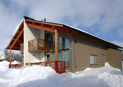 Holiday apartment, Kilpisjärvi.
